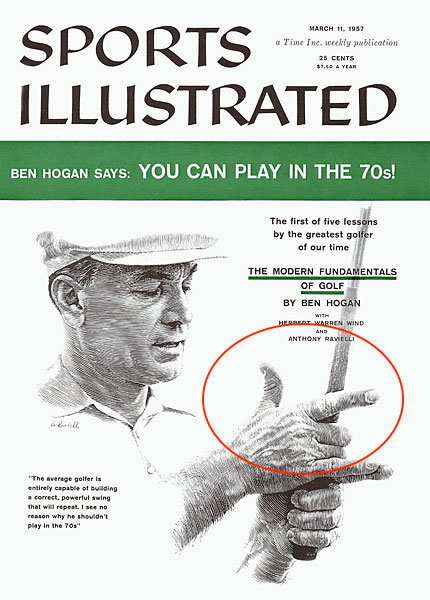 Best Golf Training Aids in Golf - Used by the Pros - Guaranteed to work - Ben Hogan Demonstrated