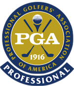 Golf Training Aids for Golf - Used by the Pros - Guaranteed to work - PGA Logo