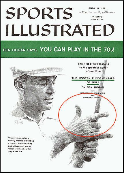 Golf Training Aids - Demonstrated by Ben Hogan