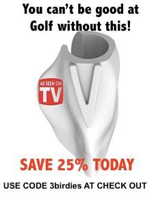 BEST GOLF TRAINING AIDS 25% OFF